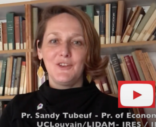 prof. Sandy Tubeuf